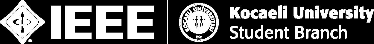 IEEE Kocaeli University Logo